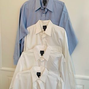 Jos. A. Bank dress shirts